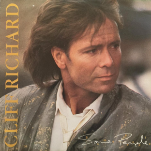 "Cliff Richard - Some People (12"") (VG/VG)"